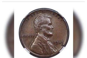 Đồng tiền xu cực hiếm có thể bán đấu giá tới 1,7 triệu USD