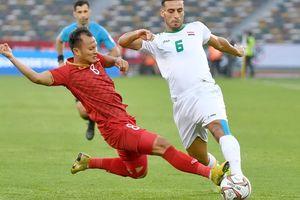 Cầu thủ Iraq thừa nhận sai lầm, đánh giá thấp tuyển Việt Nam!