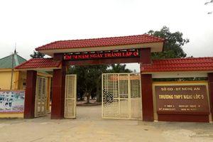 Nghệ An: Trường học bán hàng ăn vặt không đảm bảo vệ sinh an toàn thực phẩm