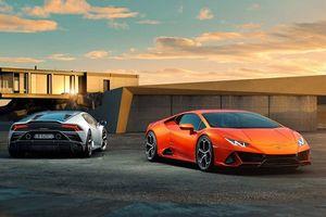 Lamborghini úp mở sự ra mắt của Huracan Evo 2020