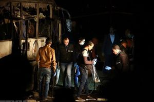Vụ đánh bom ở Ai Cập: 3 trường hợp bị thương nặng lên đường về nước
