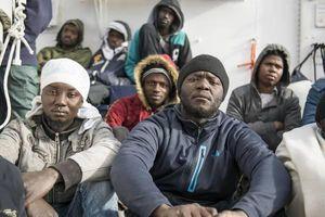 8 nước châu Âu tiếp nhận người di cư vừa được cứu trên Địa Trung Hải