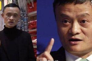 Ông chủ cửa hàng tạp hóa có gương mặt y hệt tỷ phú Jack Ma