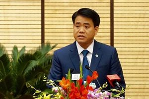 Tranh cãi về việc UBND TP.Hà Nội cấm ghi hình tại trụ sở tiếp dân