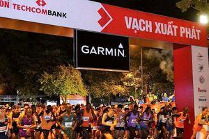 Giải Marathon do Techcombank tổ chức có quy mô lớn nhât VN