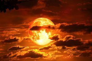 Hiện tượng siêu trăng máu xảy ra tháng 1/2019 là dấu hiệu tận thế?