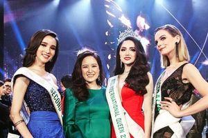 Hương Giang mời dàn sao Thái Lan đến Chung kết The Tiffany Việt Nam