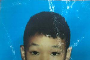 Tìm kiếm cháu bé 9 tuổi mất tích bí ẩn tại TPHCM