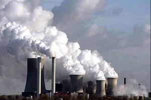 Lượng khí phát thải CO2 tăng đáng kể tại Mỹ