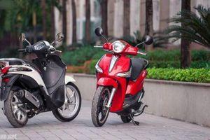 Những mẫu xe máy tại Việt Nam được trang bị phanh ABS