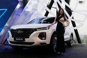 Hyundai SantaFe 2019 ra mắt, giá cao nhất 1,245 tỷ đồng