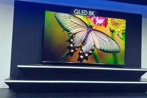 5 điểm nhấn đáng chú ý của TV 8k 98 inch mà Samsung mới ra mắt tại CES 2019