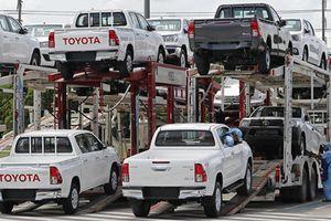Ngành công nghiệp ô tô Thái Lan đang đối mặt nhiều thách thức