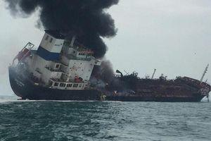 Danh tính thuyền viên gặp nạn trong vụ cháy tàu Aulac Fortune trên biển Hong Kong