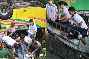 Vụ xe khách lao xuống vực: Thông tin từ trường CĐ Kiên Giang về chuyến đi của sinh viên