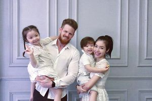 Lộ diện chồng Tây giấu kín nhiều năm của Elly Trần