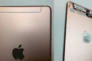 Rò rỉ hình ảnh iPad mini 5 của Apple