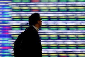 Chứng khoán châu Á đạt đỉnh gần một tháng nhờ lạc quan thương mại