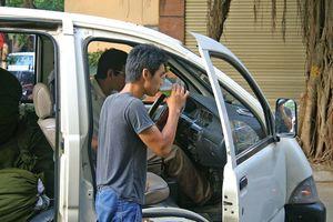 Chặn 'ma men' lái xe gây tai nạn