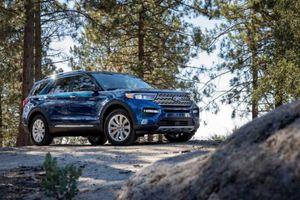 Ford Explorer 2020 chính thức trình làng: 'Lột xác' từ trong ra ngoài