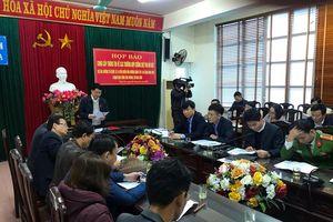 Thanh Hóa: Chuẩn bị cưỡng chế giải phóng mặt bằng 3 hộ dân tại Khu kinh tế Nghi Sơn