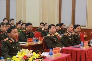 Cục An ninh Nội địa tổ chức tổ chức Hội nghị Tổng kết công tác năm 2018 và triển khai công tác năm 2019