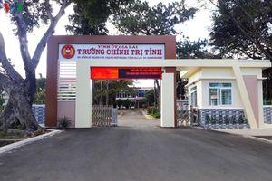 Hơn 540 triệu trong trường Chính trị tỉnh Gia Lai không cánh mà bay
