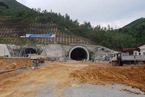 Thông xe hầm đường bộ Cù Mông từ ngày 21/1/2019