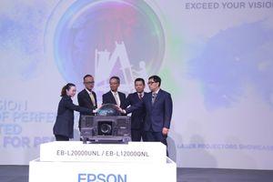 Epson ra mắt máy chiếu laser 12.000 Lumen Native 4K 3LCD