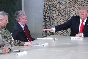 Sự bất nhất trong những tuyên bố của Mỹ về Syria