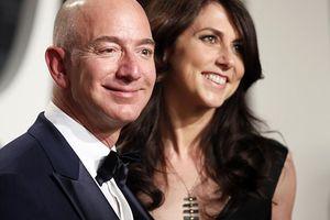 'Tréo ngoe' danh tính người thứ ba 'không phải dạng vừa' trong vụ li hôn thế kỷ của ông chủ Amazon