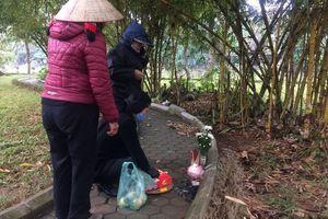 Cô gái bán khỏa thân tử vong trong vườn hoa Hà Nội bị AIDS giai đoạn cuối