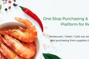 KAMEREO – ứng dụng tìm nhà cung cấp bán sỉ cho nhà hàng gọi vốn thành công 500.000 USD