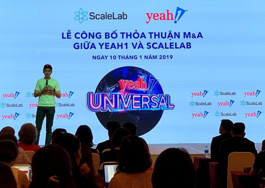 Yeah1 Group bỏ 20 triệu USD mua lại mạng lưới YouTube đa kênh hàng đầu thế giới ScaleLab