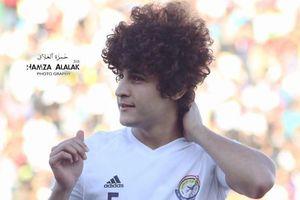 Chàng tiền vệ tóc xù Iraq và lời hứa 'phục thù' tuyển U23 Việt Nam