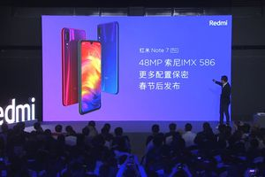 Redmi Note 7 ra mắt - camera 48 MP, giá từ 150 USD
