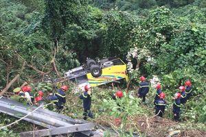 Vụ tai nạn giao thông nghiêm trọng trên đèo Hải Vân: Khởi tố tài xế xe khách