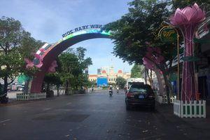 Sẽ cấm tất cả phương tiện lưu thông vào đường Nguyễn Huệ