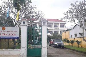 Điều tra nguyên nhân cái chết của Phó Chánh Thanh tra tỉnh Quảng Nam