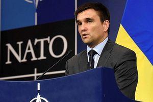 Ukraine thừa nhận sốc việc vào NATO