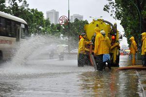 Nghiên cứu phản ánh liên quan đến vấn đề thoát nước đô thị