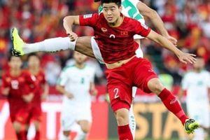 Asian Cup 2019: Duy Mạnh nói điều bất ngờ trước trận quyết đấu với Iran
