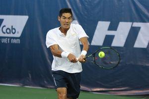 Thắng kịch tính, tay vợt Việt kiều vào tứ kết Đà Nẵng Open