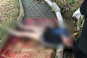 Truy tìm người liên quan vụ cô gái tử vong trong tình trạng bán khỏa thân ở vườn hoa