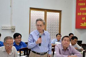 GS-TS Nguyễn Ngọc Giao qua đời