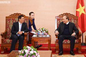 Việt Nam luôn sẵn sàng ủng hộ và hỗ trợ Chính phủ Lào