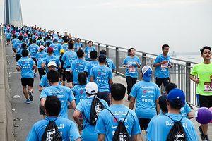 Hơn 9.000 VĐV tham dự cuộc đua Marathon TPHCM 2019
