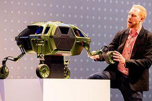 Hyundai Elevate - chiếc xe viễn tưởng sắp bước ra đời thực