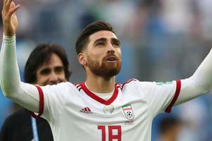 Iran đón 'họng súng' hạng nặng trước trận đấu với tuyển Việt Nam