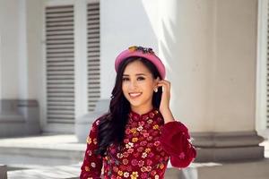 Hoa hậu Trần Tiểu Vy: Đi để trưởng thành hơn!